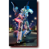 "Comic Illustrations entitled ""Robots in Disguise Strongarm"": Strongarm from Transformers Robots in Disguise (RiD)"