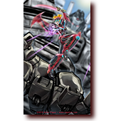 I-Bots: Till All Are One Windblade: Windblade from IDW Till All Are One (TAAO) comics